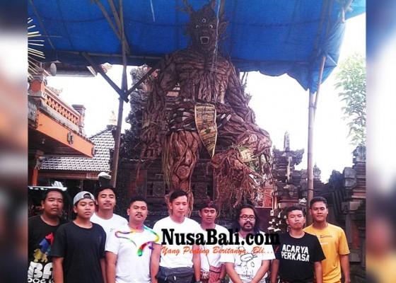 Nusabali.com - bantuan-ogoh-ogoh-untuk-st-cair