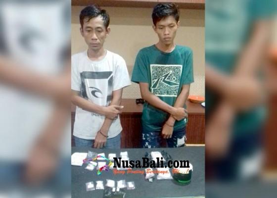 Nusabali.com - dua-peluncur-dibekuk-amankan-333-gram-shabu