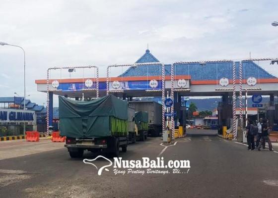 Nusabali.com - asdp-pasang-tiket-otomatis-di-gilimanuk