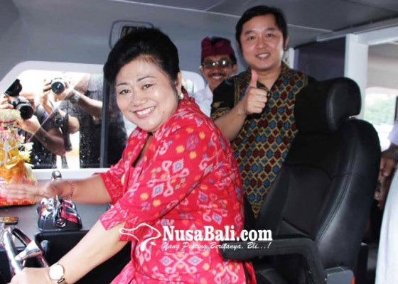 Nusabali.com - swasta-tambah-5-kapal-wisata-di-padangbai