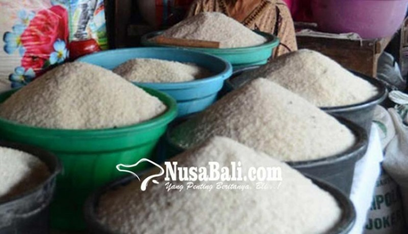 www.nusabali.com-sebulan-jelang-nyepi-harga-beras-masih-tinggi