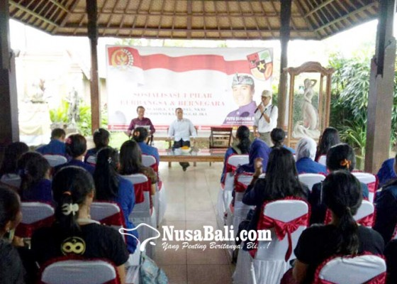 Nusabali.com - perlu-transfer-nilai-moral-untuk-generasi-muda