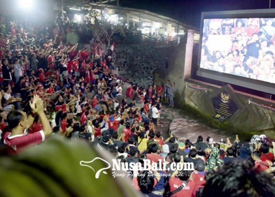Nusabali.com - bali-united-runner-up-piala-presiden-pendukung-tetap-bangga