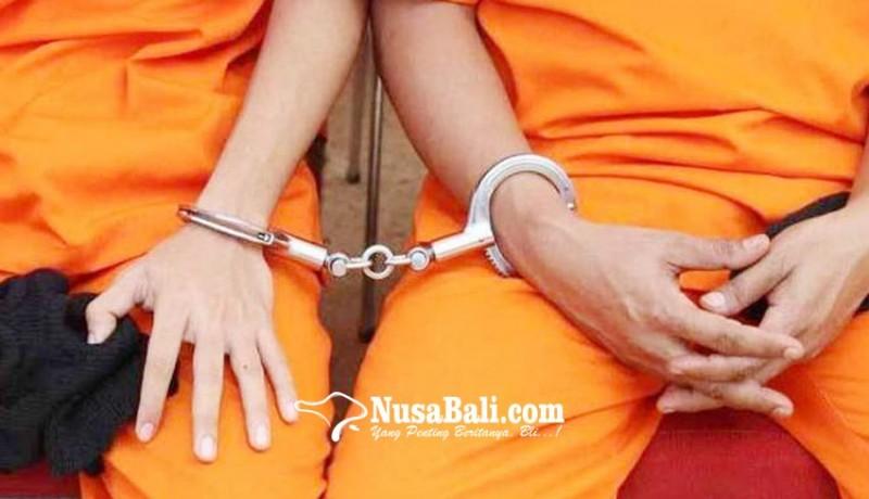 www.nusabali.com-dua-pengunjung-lapas-diringkus