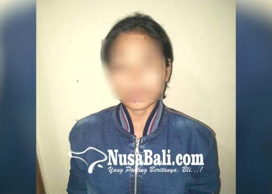 Nusabali.com - bersekongkol-dengan-karyawan-irt-curi-puluhan-slot-rokok