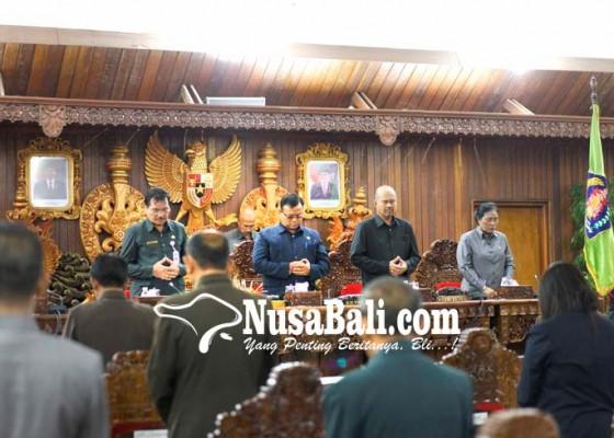 Nusabali.com - dprd-klungkung-usulkan-5-renperda