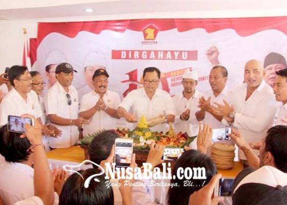 Nusabali.com - hut-gerindra-gus-sukarta-motivasi-kader