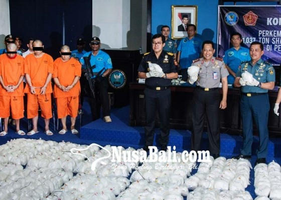 Nusabali.com - polri-gagalkan-penyelundupan-18-ton-sabu