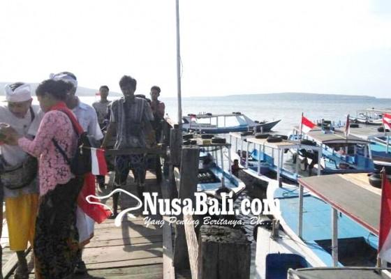Nusabali.com - jalur-tikus-rugikan-sopir-boat-labuan-lalang