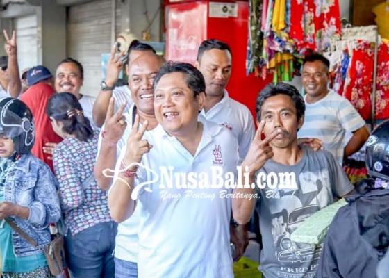 Nusabali.com - berkomiten-untuk-umkm-dan-tata-pasar-tradisional-berkelas-modern