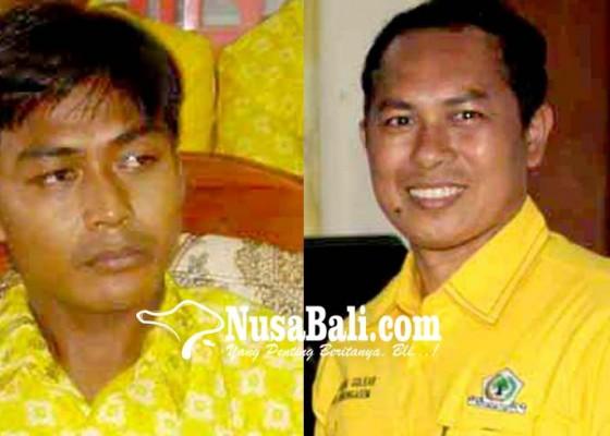 Nusabali.com - golkar-karangasem-sebut-celos-sudah-mundur
