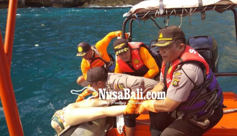 www.nusabali.com-turis-rusia-jatuh-dari-tebing-setinggi-200-meter-di-nusa-penida