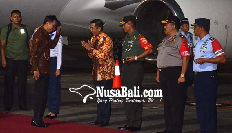 www.nusabali.com-siang-ini-jokowi-buka-rakernas-pdip