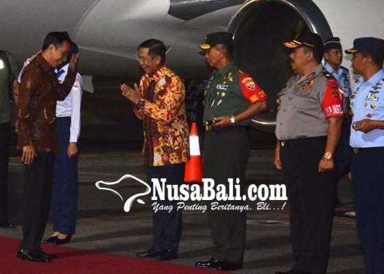 Nusabali.com - siang-ini-jokowi-buka-rakernas-pdip