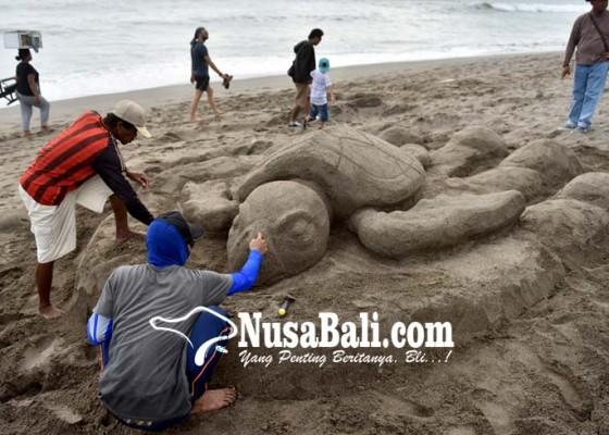 Nusabali.com - lomba-patung-pasir-tandai-pembukaan-bbaf