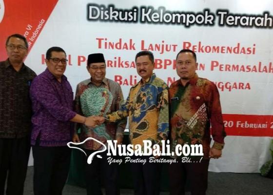Nusabali.com - tabanan-raih-ranking-pertama-tindaklanjuti-rekomendasi-bpk