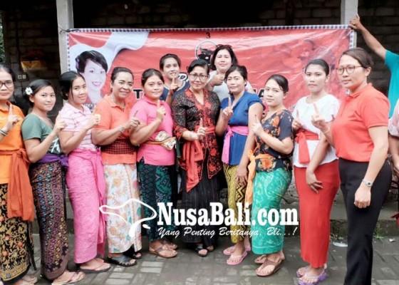 Nusabali.com - istri-koster-sri-wigunawati-terjun-di-karangasem-untuk-kbs-ace
