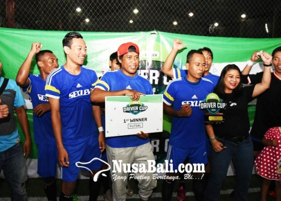 Nusabali.com - antusiasme-tinggi-mitra-driver-go-jek-dalam-driver-cup-2018