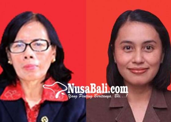 Nusabali.com - dua-hakim-cantik-pimpin-sidang-jro-jangol
