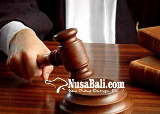 Nusabali.com - dua-pelanggar-perda-disidangkan