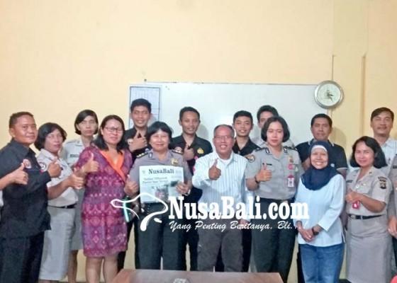 Nusabali.com - bid-humas-polda-orientasi-kehumasan-ke-nusabali