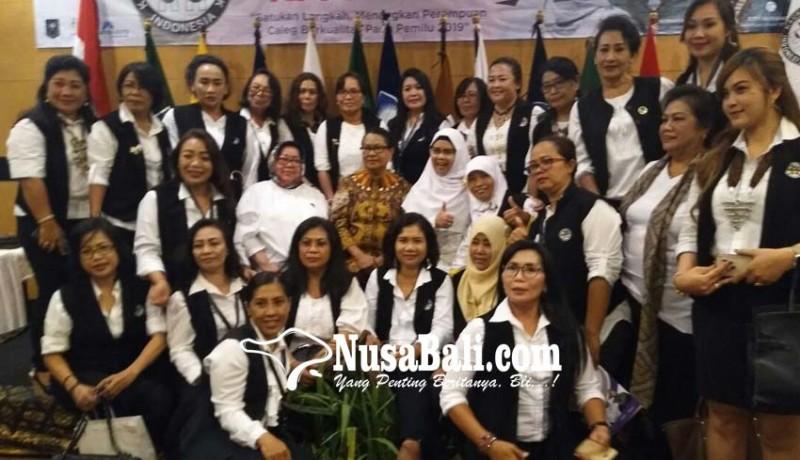 www.nusabali.com-caleg-perempuan-harus-di-posisi-strategis