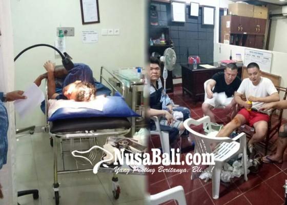 Nusabali.com - keroyok-sopir-hingga-bonyok-3-turis-china-ditangkap