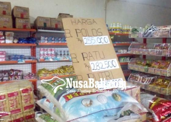 Nusabali.com - pedagang-tak-antusias-beras-impor