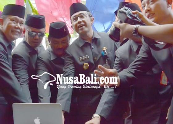 Nusabali.com - jaya-negara-ngerindik-buka-pameran-inovasi-hut-ke-230