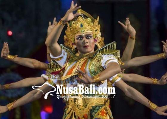 Nusabali.com - klungkung-absen-2-kesenian-di-pkb-2018