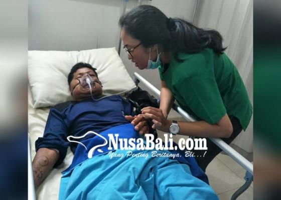 Nusabali.com - satpam-korban-disekap-perampok-masih-dirawat