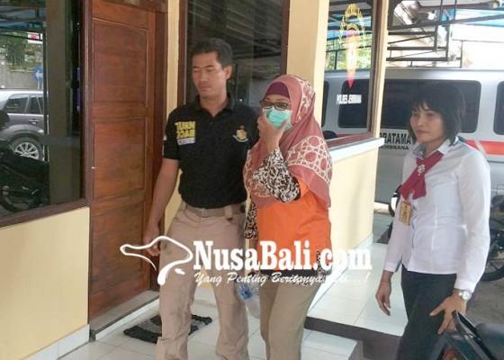 Nusabali.com - pns-tersangka-korupsi-santunan-kematian-ditahan