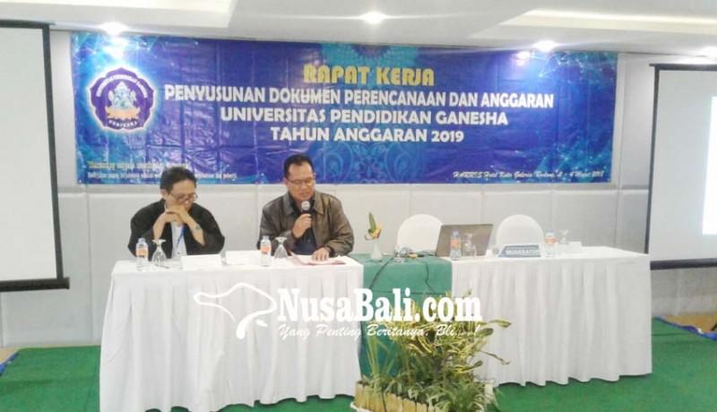 www.nusabali.com-undiksha-gelar-rapat-kerja-2019