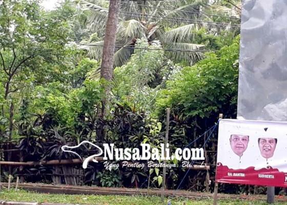 Nusabali.com - apk-pilgub-raib-kpu-bangli-lapor-polisi