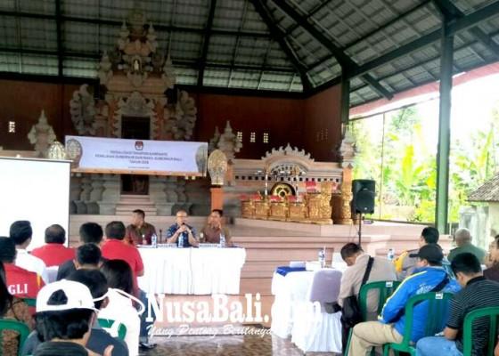 Nusabali.com - kpu-bangli-sosialisasikan-tahapan-kampanye-pilgub