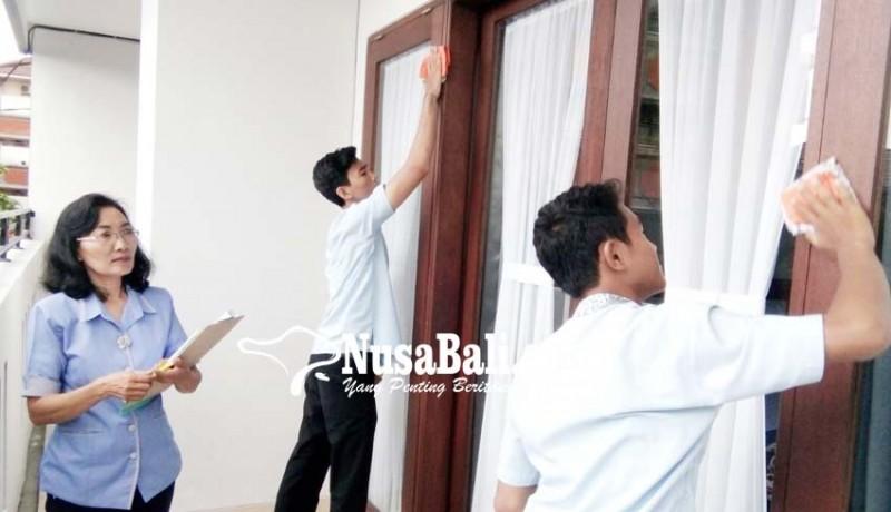 www.nusabali.com-265-siswa-smk-ikut-uji-kompetensi-perhotelan