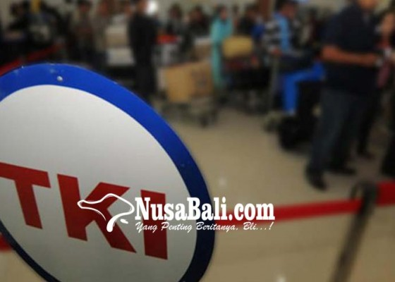 Nusabali.com - setahun-401-warga-klungkung-jadi-tki