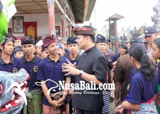 Nusabali.com - wabup-kembang-dampingi-penilaian-ogoh-ogoh