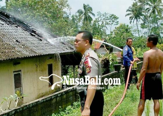 Nusabali.com - ditinggal-sembahyang-rumah-terbakar