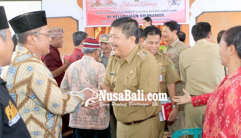 www.nusabali.com-kunker-ke-desa-bupati-artha-ingatkan-soal-padat-karya