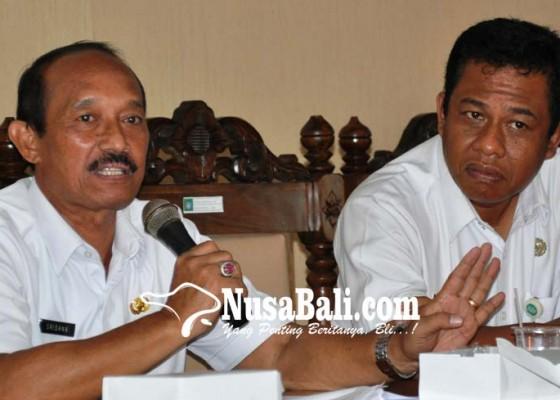 Nusabali.com - sridana-20-maret-sudah-menunjuk-penjabat-kades