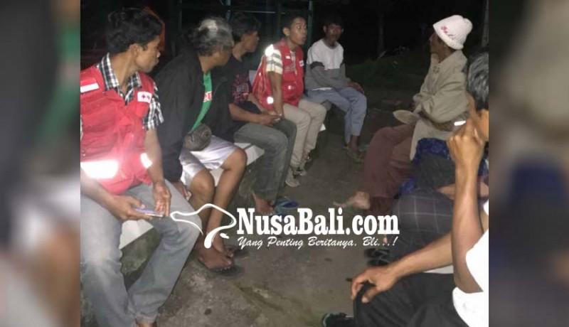 www.nusabali.com-seharian-mendengar-gemuruh-warga-temukus-kembali-ngungsi
