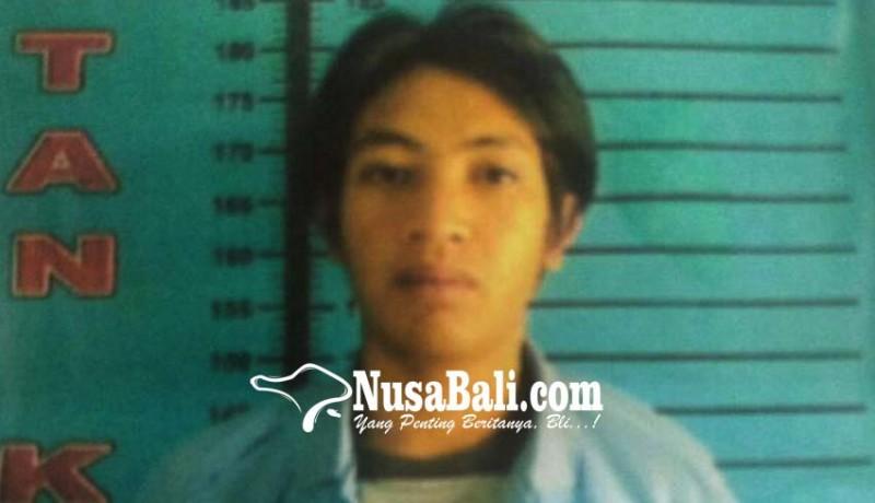 www.nusabali.com-napi-lp-bangli-gantung-diri-saat-keluar-cari-daun