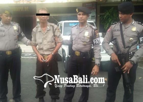 Nusabali.com - polisi-gadungan-dibekuk-saat-memalak-warga