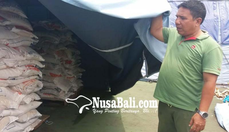 www.nusabali.com-rapat-logistik-pengungsi-blunder