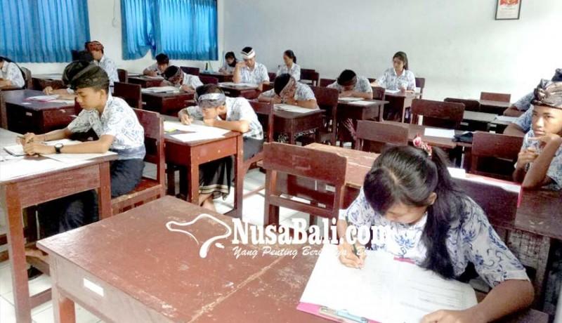 www.nusabali.com-sebanyak-6454-murid-smp-ikuti-pemantapan-un-kabupaten