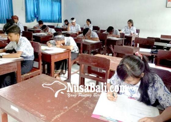 Nusabali.com - sebanyak-6454-murid-smp-ikuti-pemantapan-un-kabupaten