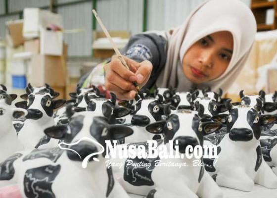 Nusabali.com - kerajinan-miniatur-patung-sapi