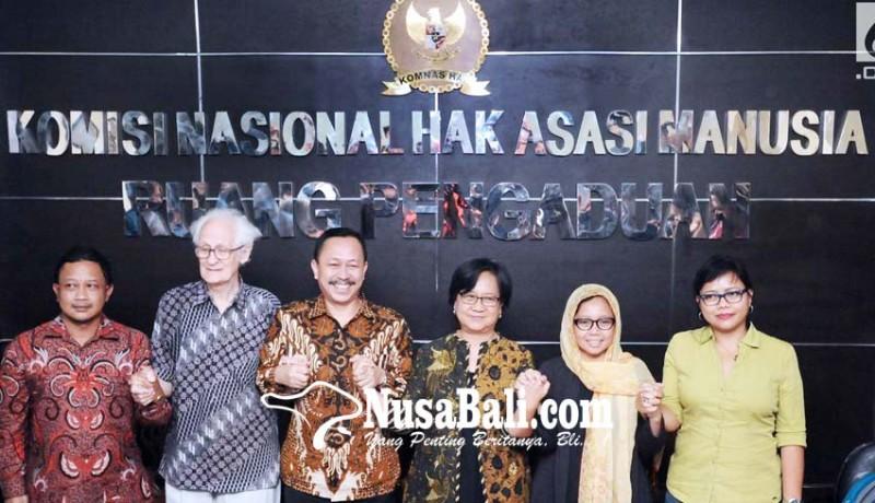 www.nusabali.com-komnas-ham-bentuk-tim-khusus