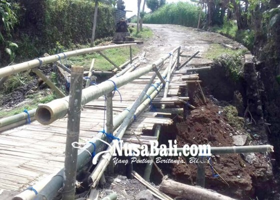 Nusabali.com - jembatan-baturiti-dianggarkan-24-miliar